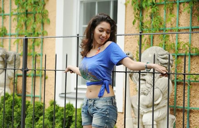Tamanna Bhatia Dancing In Jeans