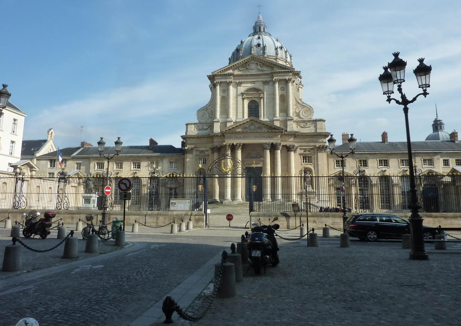 Parisienne curieuse le val de gr ce une abbaye royale et - Hopital port royal service gynecologie ...