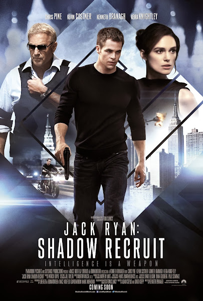 หนังน่าดูสัปดาห์นี้--- Jack Ryan: Shadow Recruit (แจ็ค ไรอัน สายลับไร้เงา)