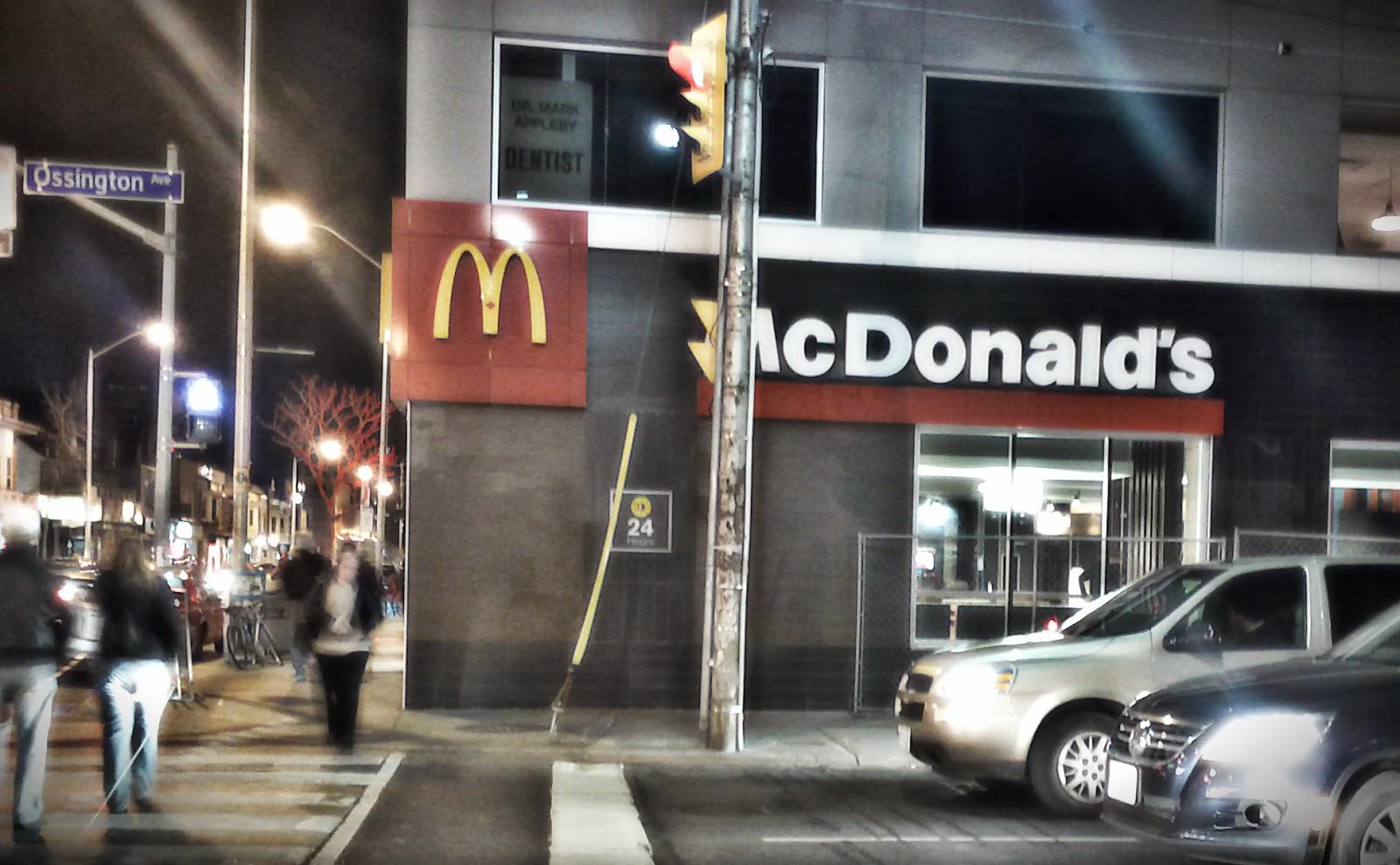 Mcdonalds coupons ontario