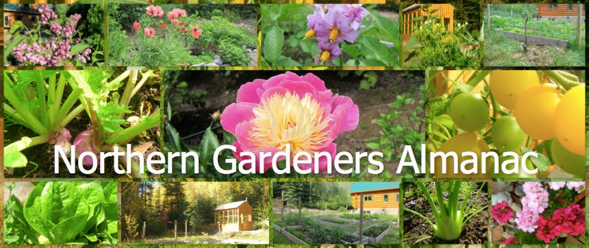 Northern Gardeners Almanac Sustainable, Organic Cold-Climate Gardening