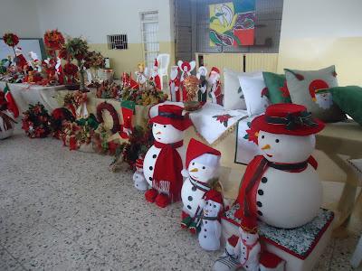 Undemurb undemurb realiza exposici n de decoraci n navide a y cuadros en tercera dimensi n - Decoracion navidena para el hogar ...