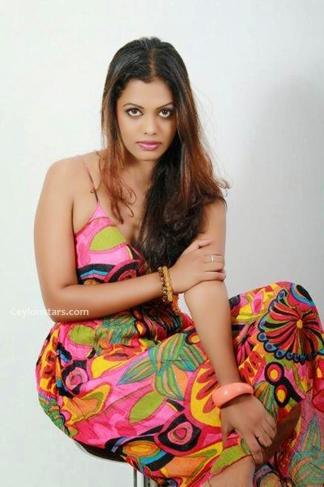 Chandi Anupama sri lankan model