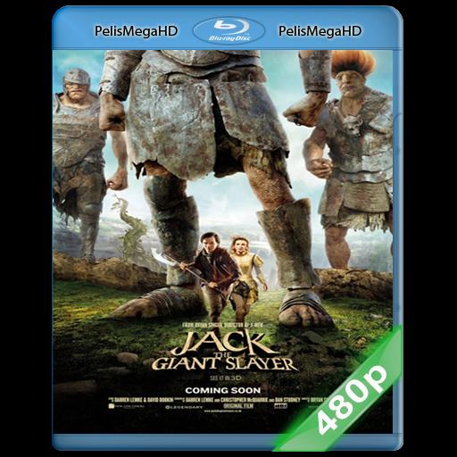 JACK EL CAZAGIGANTES (2013) 480P HD MKV SUBTITULADO ESPAÑOL LATINO