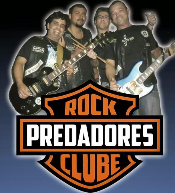Predadores Rock Clube foi criado a partir da reunião de amigos do Moto Clube Predadores do Vale