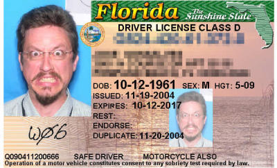documents needed to renew drivers license florida