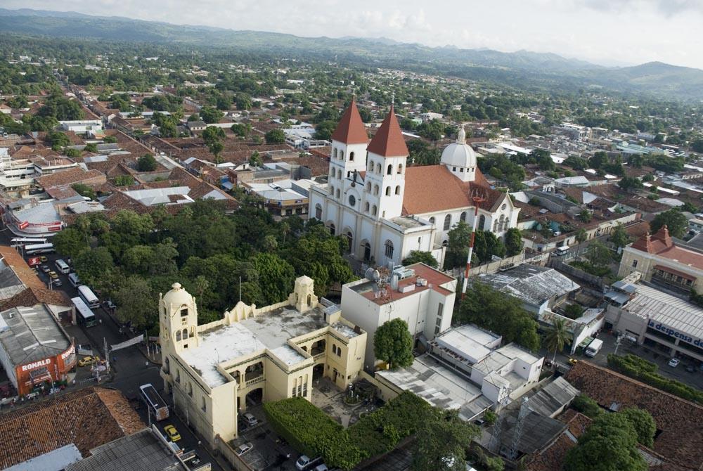San Miguel El Salvador  city photos : Centro Histórico de San Miguel de la Frontera, El Salvador. Se ...
