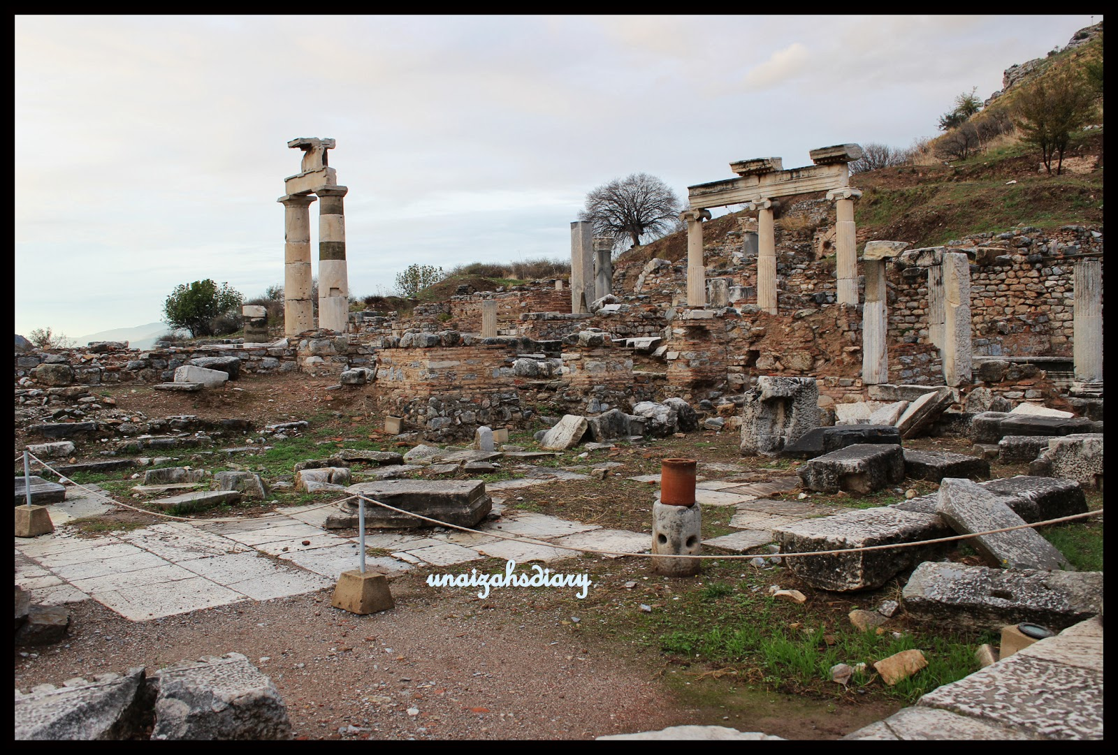 Memories Experiences Thoughts Hopes Dreams: Ephesus ...