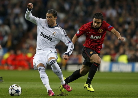 Video Highlight : Real Madrid vs Manchester United