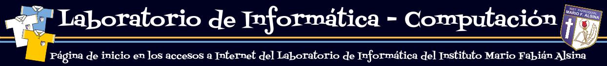 LabAlsina - Laboratorio de Informática - Computación
