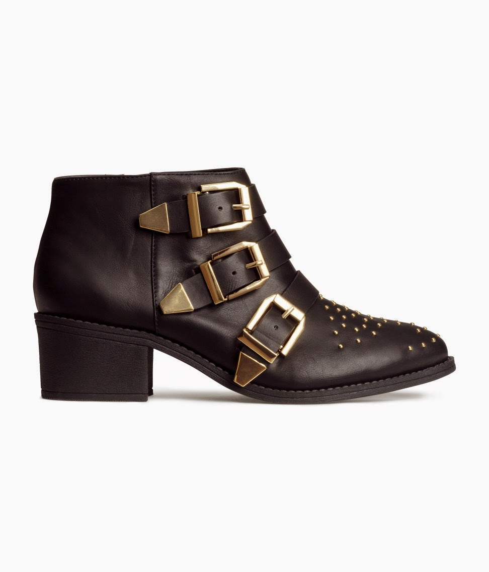 chloe fake ankle boots