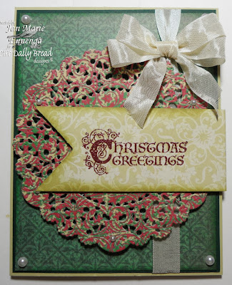 Our Daily Bread Designs, Christmas Flourished Verses, Christmas Verses, 2013 Christmas Paper Collection,  ODBD Custom Antique Labels and Border Die