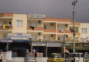 yemişkumu tunç apart motel