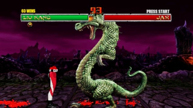 Mortal Kombat Kollection PC Gameplay