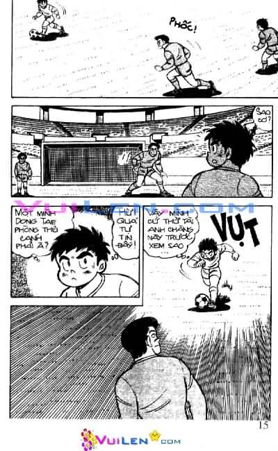 Jindodinho - Đường Dẫn Đến Khung Thành III  Tập 15 page 15 Congtruyen24h