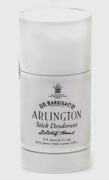 D.R. Harris Arlington Stick Deodorant
