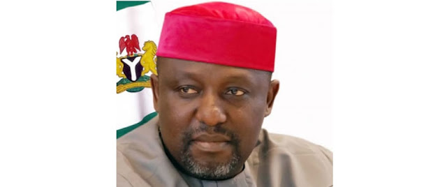 Governor Rochas Okorocha begs President Buhari to consider South East in his appointments