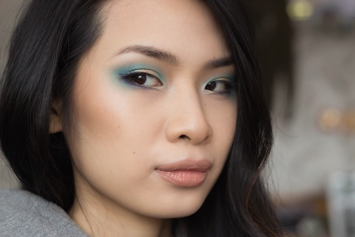 aquarius makeup