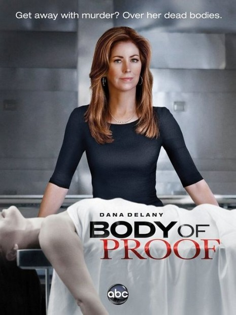 Assistir Online Série Body Of Proof  Legendado
