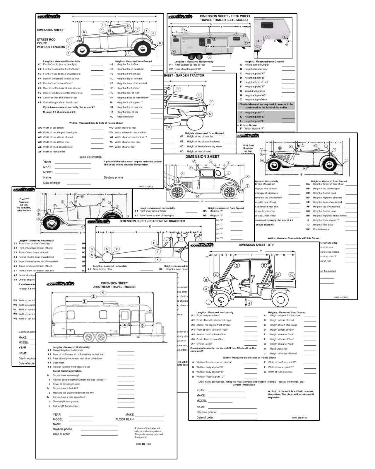 Covercraft Industries Llc How To Measure A Car For A