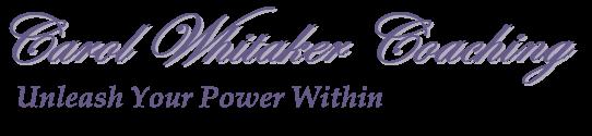Carol Whitaker Blog