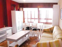 Apartamento en alquiler en Los Rosales, vistas, garaje. 510€