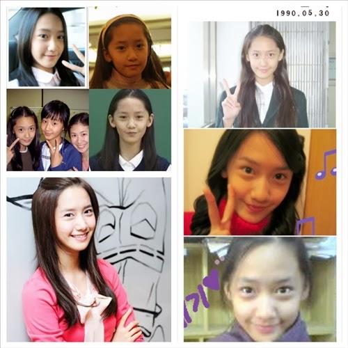 Korean Celebrity Natural Beauty