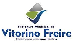 PREFEITURA  MUNICIPAL DE VITORINO FREIRE MA