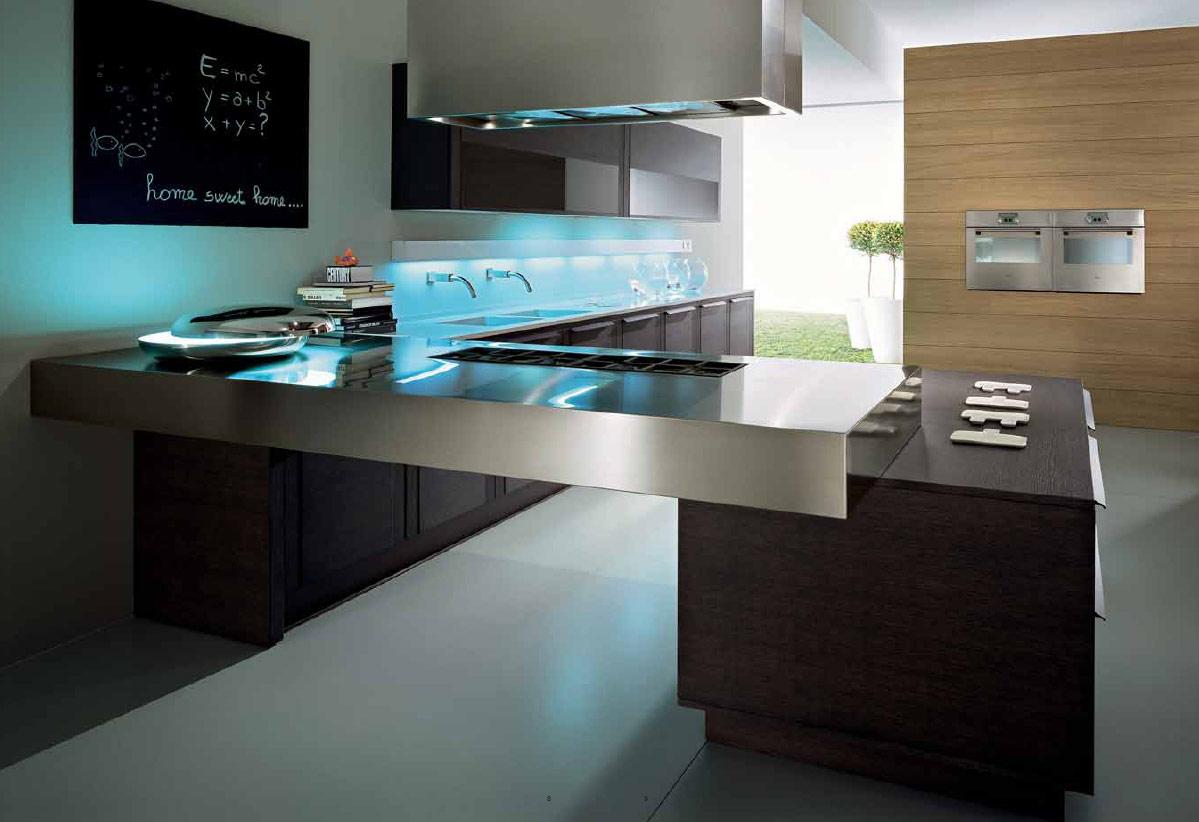 Gambar Desain/Design Dapur (Kitchen) Minimalis Modern 2013