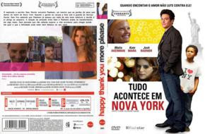 Tudo Acontece em Nova York (Happy thank you more Please) Torrent - (2013) 1