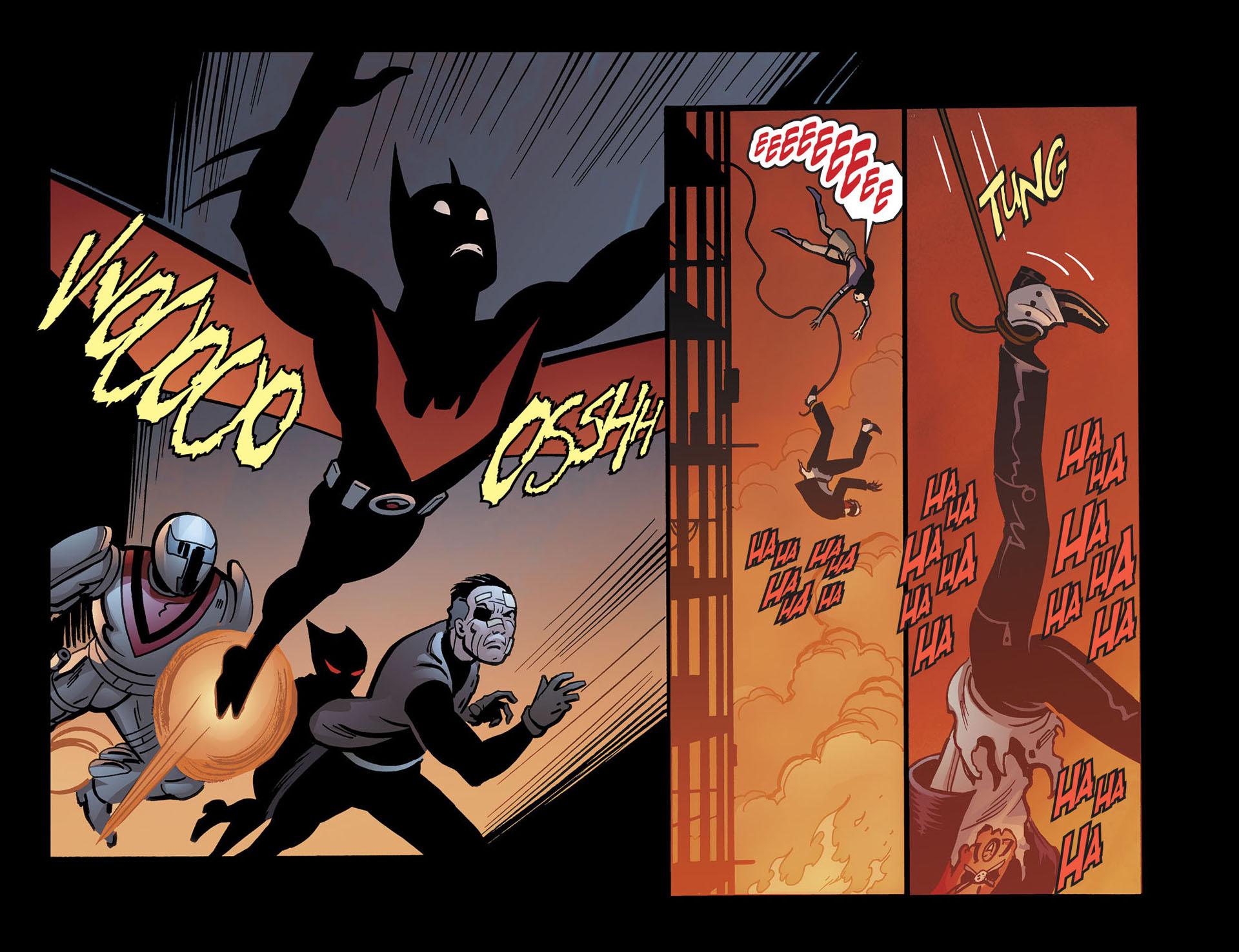 Batman Beyond (2012) Issue #18 #18 - English 19