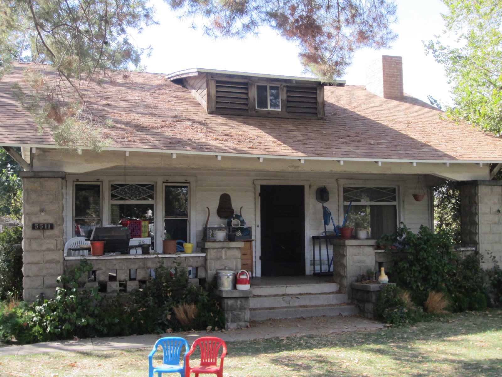 Movie Locations and More Raising Hope The Set Part 2