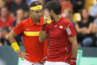TENIS - España vuelve a la victoria y permanecerá en 2ª División de la Copa Davis