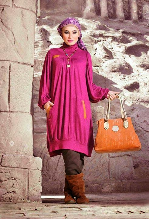 Préférence Hijab moderne SB77
