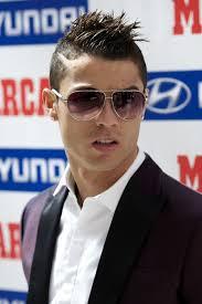 Model Gaya Rambut Cristiano Ronaldo