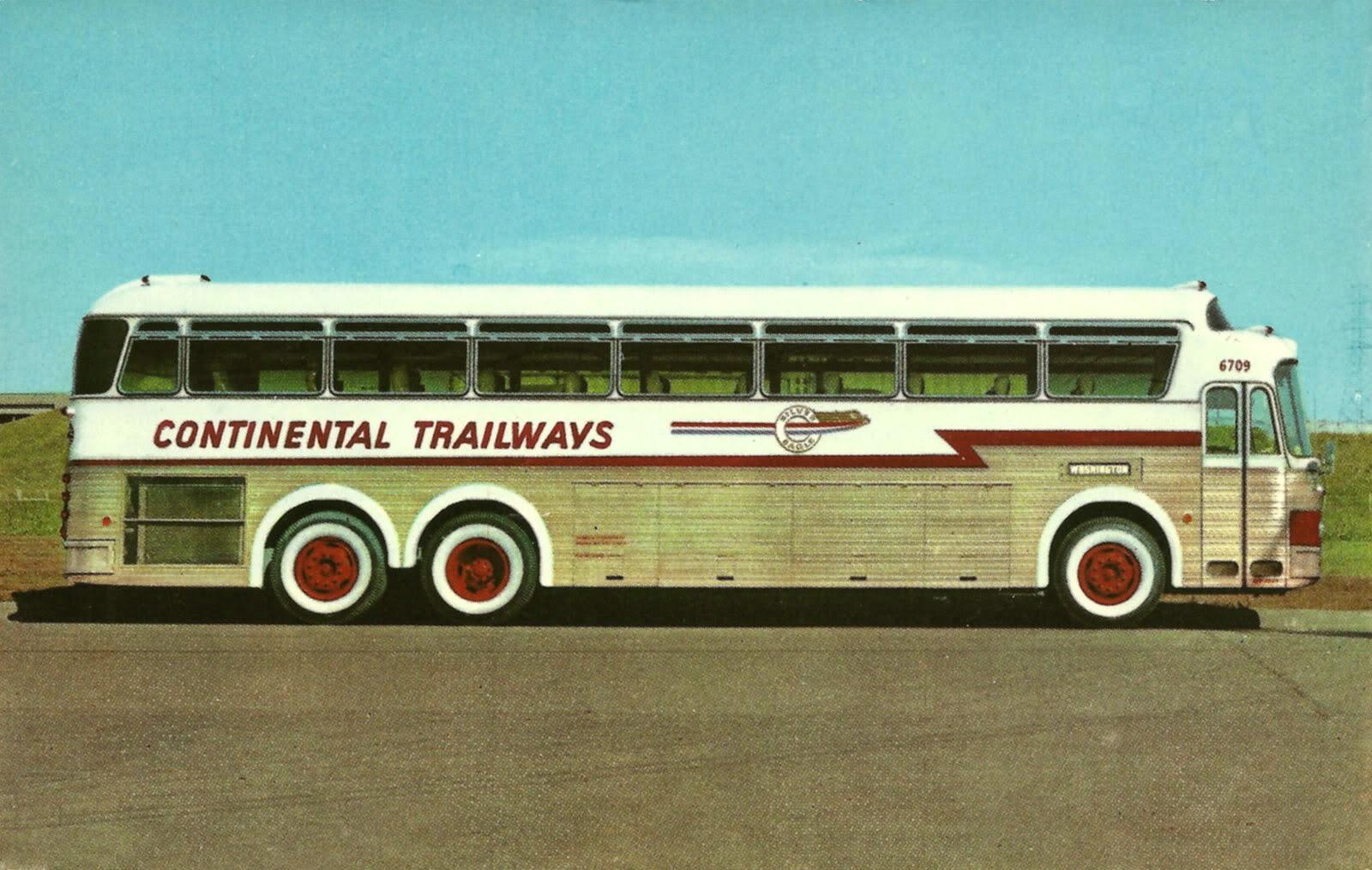 Bus Triple Axle Pertama di Dunia