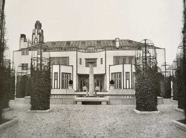 Palais Stoclet 1905 - 1911