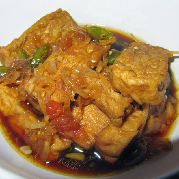 Resep Masakan Ayam Kecap Bawang Bombay