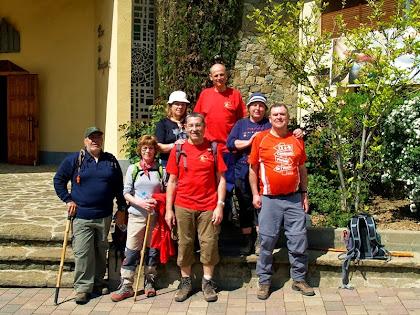 Caminada Popular del Barri de Montserrat de Torelló 2013