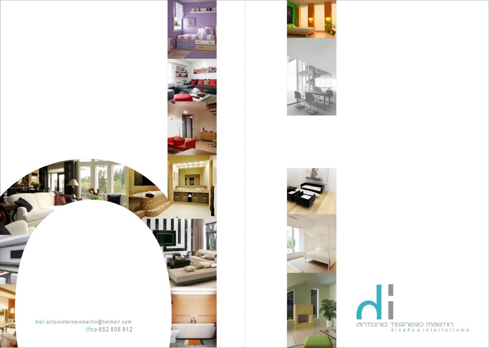 Dise ador de interiores antonio ternero martin proyectos - Decorador interiorista ...