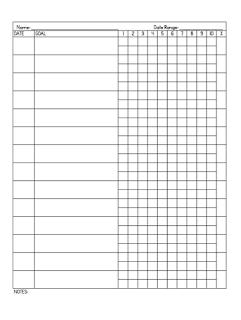 speech therapy data sheet