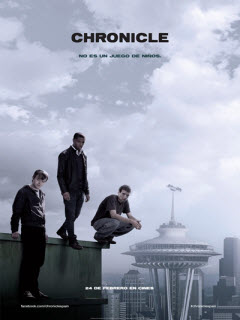Chronicle (2012) [DVDScreener] [Espa�ol]