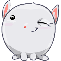 Sticker Facebook Bun