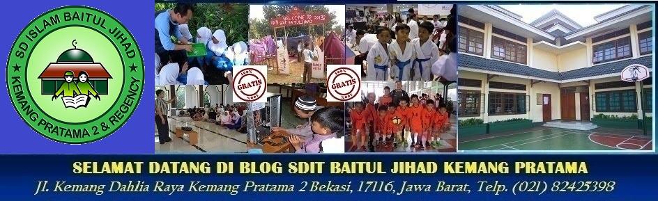 SDIT Baitul Jihad Bekasi