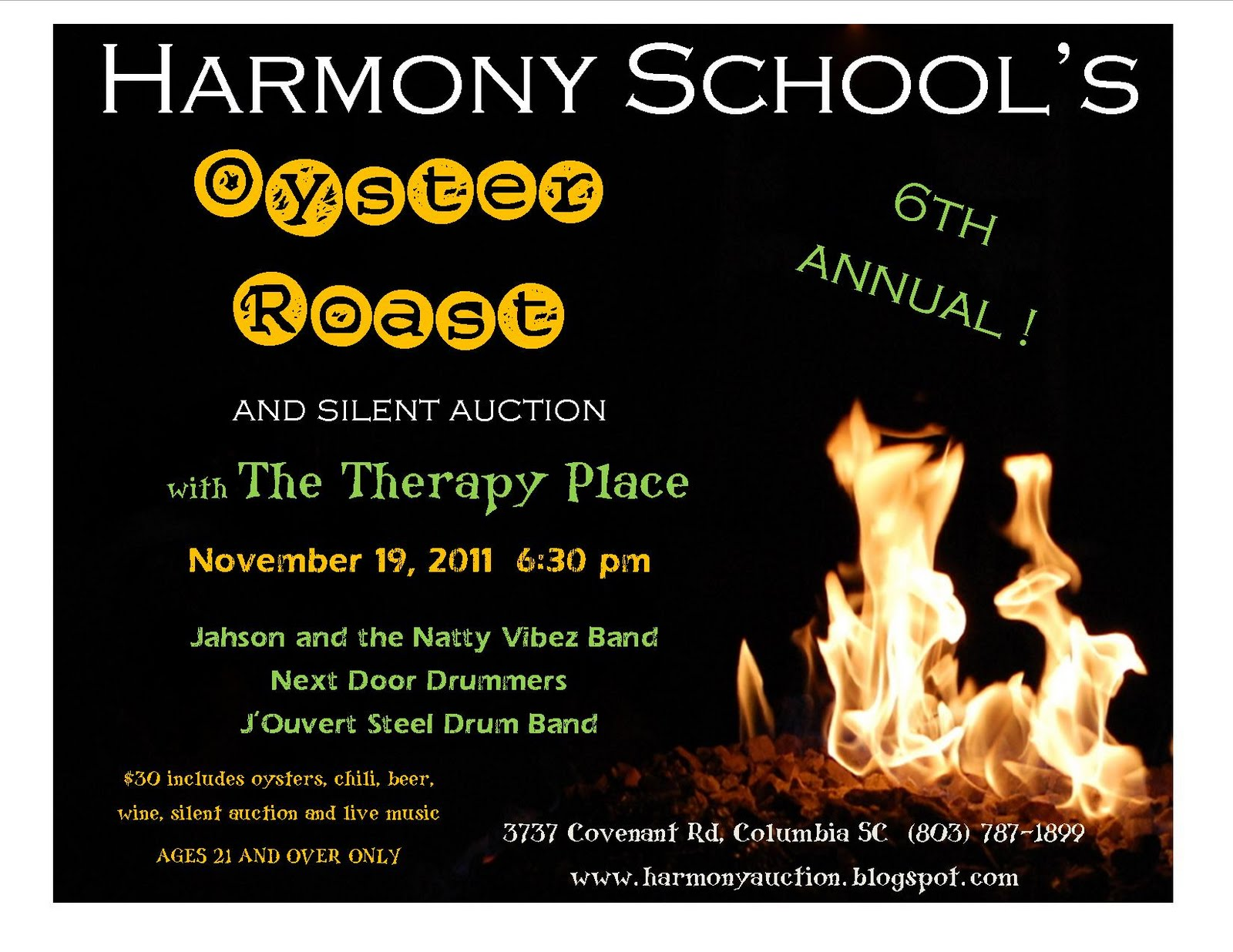 Harmony School Special Events
