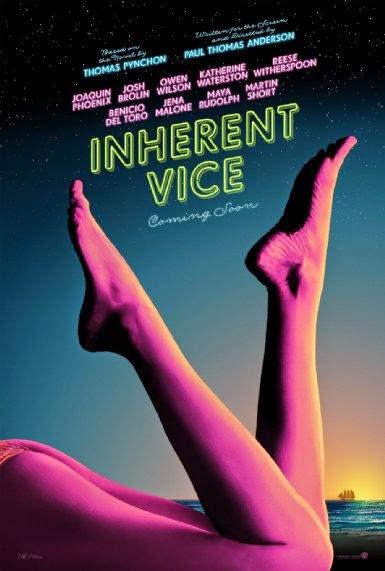 Ác Từ Trong Trứng - Inherent Vice - 2014