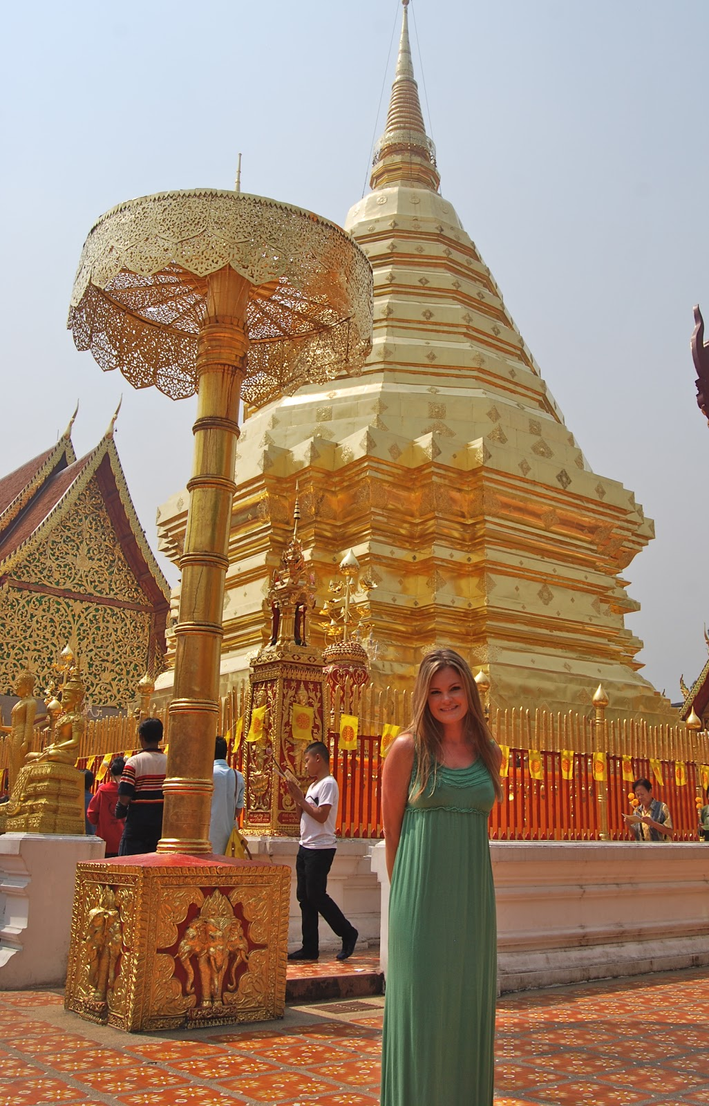 Zarzycki Adventures: Wat Phra That Doi Suthep