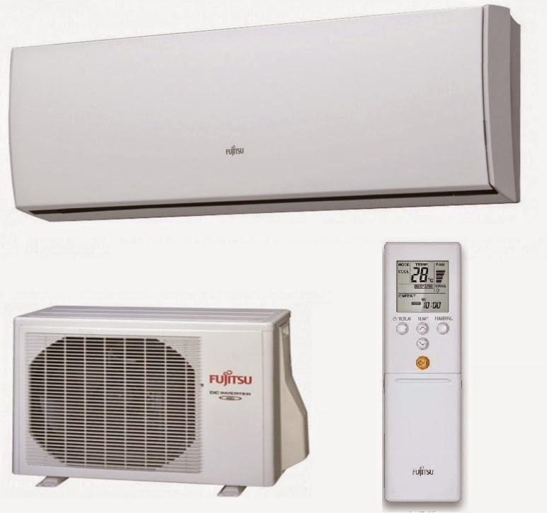 servicio técnico oficial aire acondicionado Fujitsu Madrid