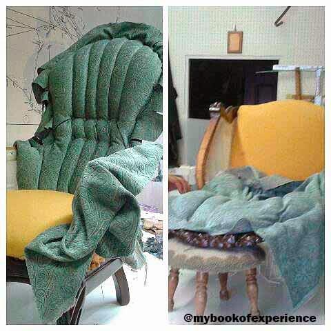 Upholstery  //  Tapicería Milford (MA) USA