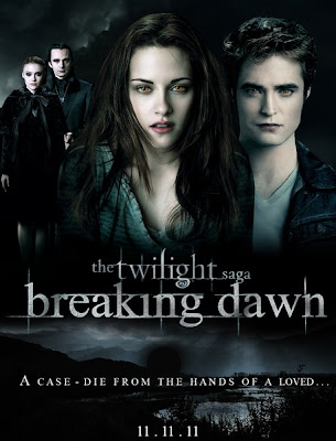 The Twilight Sage: Breaking Dawn - Part 1 poster 3